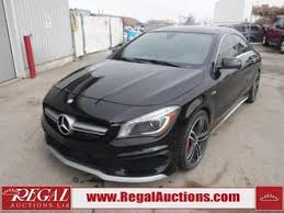 It depends on if you like what you see, and we're betting more will choose the latter. Mercedes Cla Used 2015 Mercedes Benz Cla Class Cla45amg 4d Coupe 4matic 2 0l Used The Parking