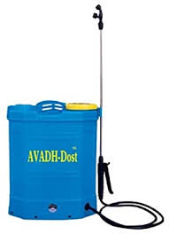 Buy Patel Electric & Machinery Stores AVADH Dost Sprayer (16 litres) Blue  color Online at Low Prices in India - Amazon.in