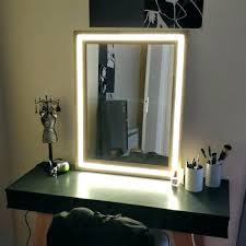 How To Make A Vanity Mirror With Lights Extraordinary Diy Vanity Mirror With Led Lights Vanity Mirror Diy Vanity Mirror