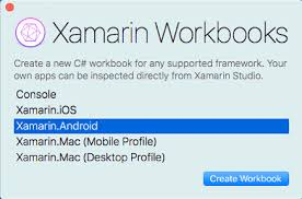 What Is Xamarin Introduction To Xamarin Workbooks Xamarin Help