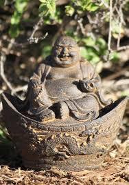 fat buddha statue with dragon 4