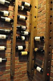 diy wall mounted wine rack ideas space saving wine storage furniture box version modern wine cellar furniture