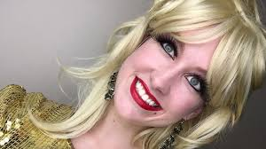 how to make yourself look like dolly parton