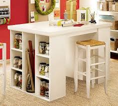 craft+tables+and+storage | DIY Project Table for DIY Projects