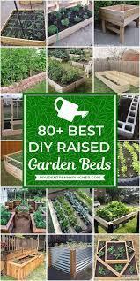 80 best diy raised garden beds raised