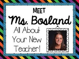 Teacher Powerpoint Get To Know Your New Teacher Editable Powerpoint To Meet Your