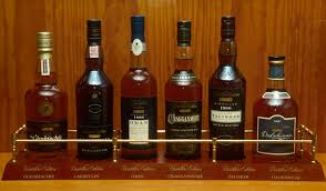 Classic Malts Display Stand Whisky 6
