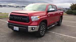 Update 2017 Toyota Tundra Limited Crew Max TRD PRO Grill - YouTube
