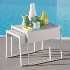 modern outdoor side tables im 350