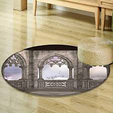 Goth Interior Design Gorgeous Amazon Area Silky Smooth Rugs Gothic Decor Collection Medieval
