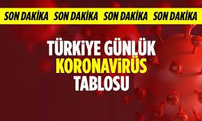 Turkiye Günlük Koronavirüs Tablosu 23 Nisan 2020 - Bilecik Haber