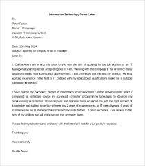 Free Cover Letter Template Wildlifetrackingsouthwest Com