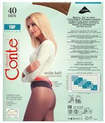 <b>Колготки Conte Elegant Top</b> 40 den — купить по выгодной цене на ...