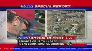 At Least 14 Dead 17 Injured In Shooting At San Bernardino