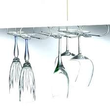 hanging wine glass rack hanging wine glass rack holder image any to view in high hanging wine glass rack
