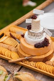 Cheesecake Display Stands How To Build A Tiered Cheese Wheel 'cake' Simple Bites 76