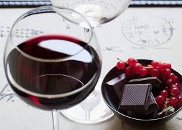 The Red Wine and Chocolate Diet is Here!