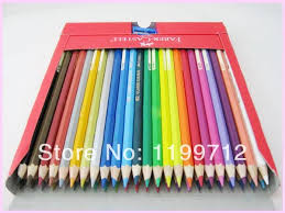 Faber Castell Classic Colored Pencils Color Chart Us 25 9 Faber Castell 48 Classic Color Pencil Colored Drawing Artist Set On Aliexpress