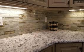 tozen strontium glass tile backsplash lunada bay tile
