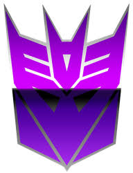 Decepticon Logo (Metalic) by MDTartist83 on DeviantArt