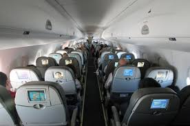 Seat Map Jetblue Airways Embraer Emb 190 Seatmaestro