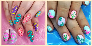 Nail Polish Ki Design 30 Summer Nail Art For 2019 Best Nail Polish Designs For
