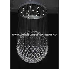 china modern crystal pendant light crystal chandelier for living room k9 clear crystal centerpieces