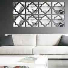 High Quality Mirror Wall Stickers Decor