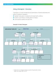 Genogram Template For Microsoft Word Delli Beriberi Co