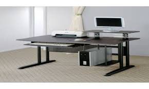 desk ikea home office awesome long thin desk diy desks you can