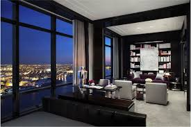Trump Tower Interior Design Trump World Tower Modern Penthouse Idesignarch Interior