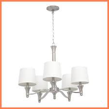 chandelier light hampton bay 6 light chandelier best hampton bay light brushed nickel chandelier with white