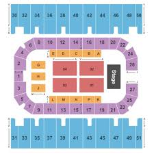 First Interstate Arena Tickets Seating Charts And Schedule