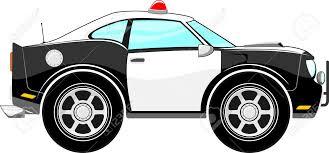 Polizeiauto Clipart Inadinaofsetcom