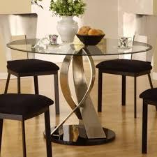 round glass dining tables decordiva interiors