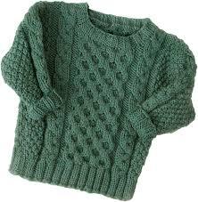 Ravelry: Aaron's Aran Sweater #027 pattern by Melissa Matthay