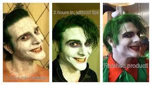 steps to doing my joker makeup by smilexvillainco joker makeup tutorial