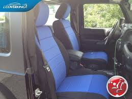 custom fit seat covers jeep wrangler