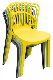 eden garden stacking chair posh