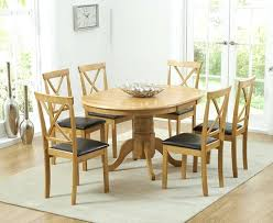 amazing chic 6 person round dining table diameter fresh