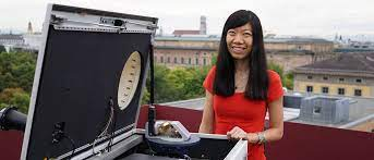 """Prof. Jia Chen among the """"Top 40 under 40"""" - TUM"""