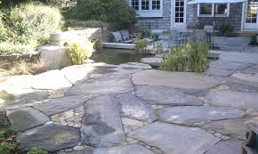 stunning natural stone patio ideas bricks for flooring flagstone natural stone patio a1