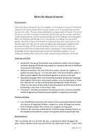 Literary Analysis Essay Example Short Story Penza Poisk