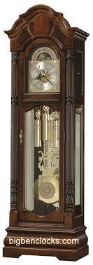 office large size floor clocks wayfair. Check Out The Huge Savings On New Howard Miller Winterhalder II Floor Clock Windsor Cherry At LampsUSA! Office Large Size Clocks Wayfair