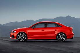2018 Audi RS 3 Sedan Pricing Leaked » AutoGuide.com News