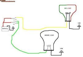 similiar cessna nav lights electrical diagram keywords boat light question the michigan sportsman forums