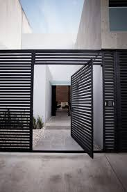 Small Picture 7 Stunning Front Door Designs Classy Fence gate and Modern