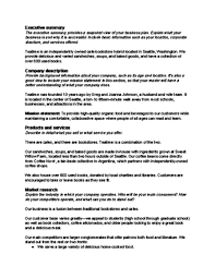 Basic Business Plan Template How To Write A Business Plan For A Small Business 14 Steps