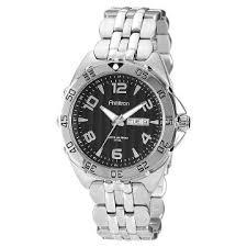 armitron men s watches target armitron® men s bracelet watch silver