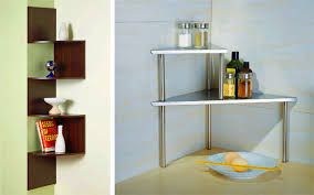 corner shelf ideas awesome shelfs small home